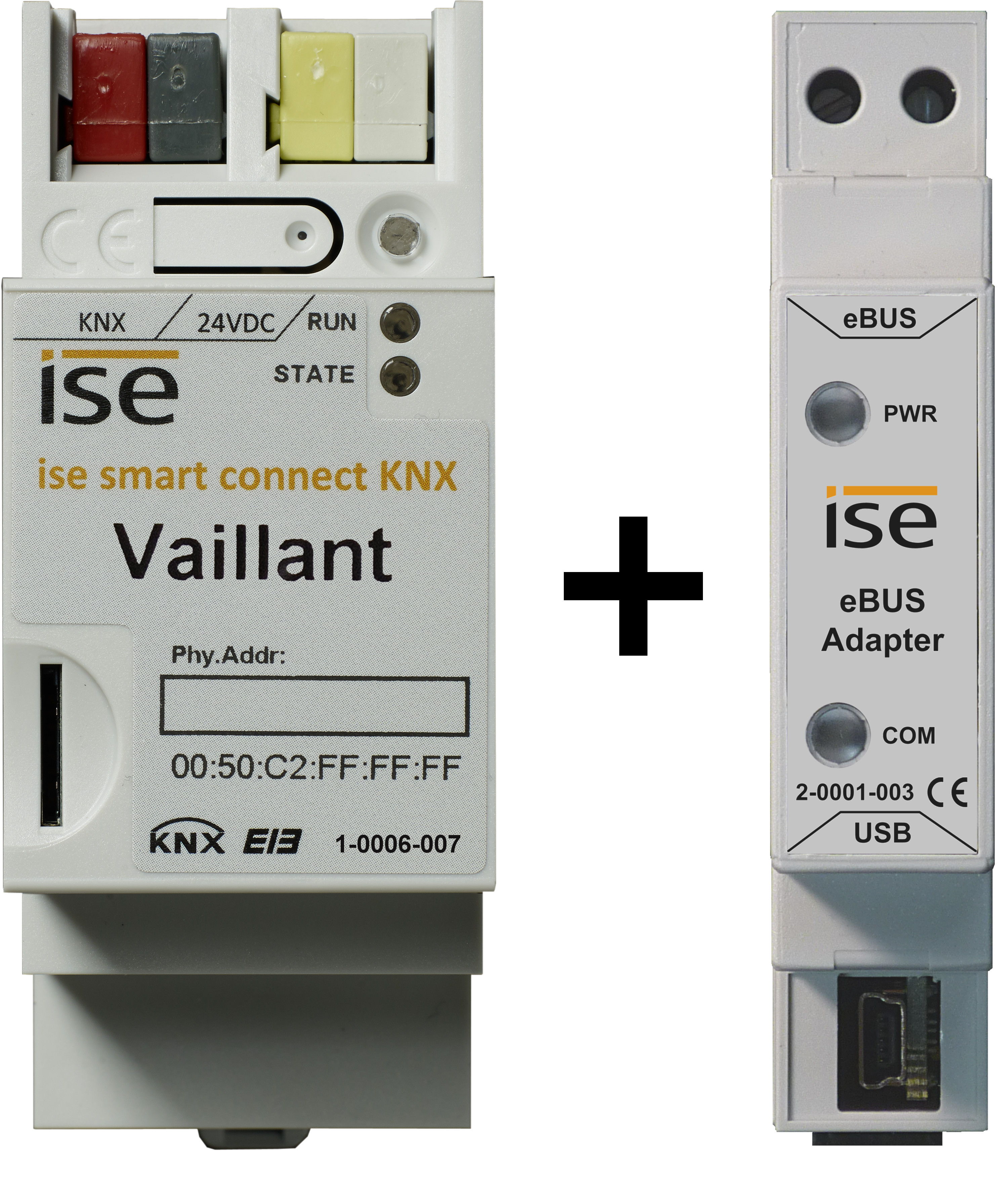 ISE smart connect KNX Vaillant ISE: S-0001-006