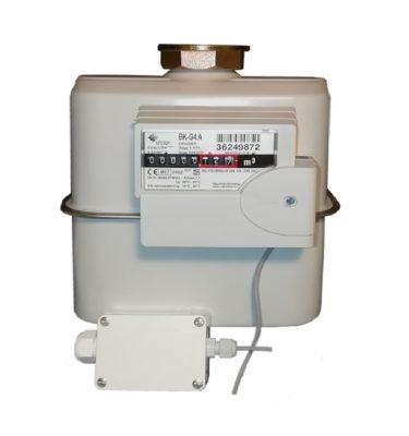 KNX Gaszähler